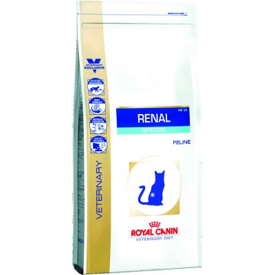 ROYAL CANIN  RENAL SPECIAL FELINE DRY 0.5 КГ