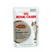 ROYAL CANIN  AGEING +12 В СОУСЕ (СТАРШЕ 12 ЛЕТ) 0.085 КГ