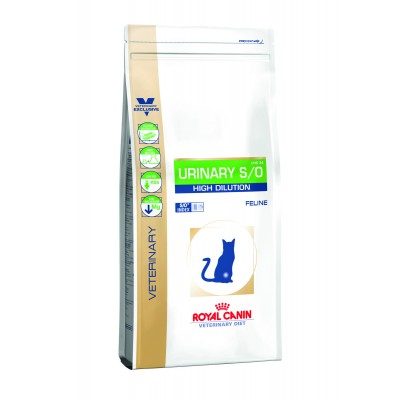 ROYAL CANIN  URINARY S/O HIGT DILUTION СУХИЙ 0.4 КГ