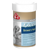Excel Brewers Yeast  д/соб. и котов  140таб (260т., 780т., 1430 т.)  8in1