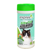 ESPREE Silky Cat Grooming Wipes  50шт.